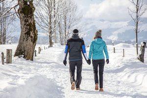 Märchenhaft: Auf dem KAT Walk Winter durch die Kitzbüheler Alpen. – Foto: Roland Defrancesco
