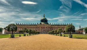 Das Neue Palais in Potsdam. Foto: Achim Scholty | Pixabay