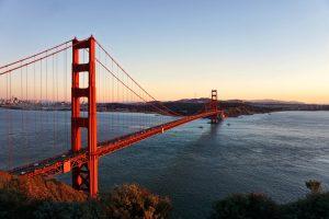 Die Golden Gate-Bridge in San Francisco. Foto:  Joonyeop Baek | Unsplash