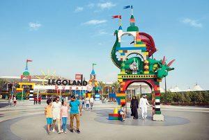 Seit kurzem wieder geöffnet: die Dubai Parks and Resorts. – Foto: Dubai Parks and Resorts