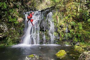 Laufen, klettern, springen, abseilen und schwimmen, für Adrenalinfans gerade das Richtige. - Foto: Luis Freitas