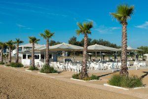 Beachbar Centro Sporitvo. – Foto: Mirco Toffolo