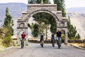 Peru im dem Rad entdecken – eine fantastische Erfahrung. – Foto: Prom Peru