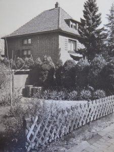 Wohnung der Familie Beuys in der Tiergartenstraße 101.