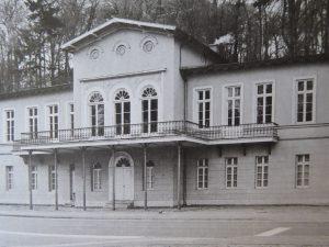 Das ehemalige Friedrich-Wilhelm-Bad, wo sich Joseph Beuys' erstes eigenes Atelier befand.