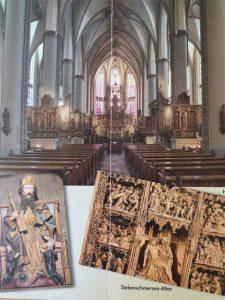 Die Kalkarer Sankt Nicolaikirche mit ihren Kunstwerken aus Spätgotik und Frührenaissance.