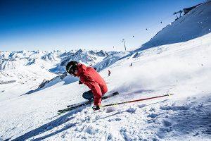 Es geht los: Bereits am 18. September startet die Skisaison am Pitztaler Gletscher. - Foto: Pitztaler Gletscherbahn / Daniel Zangerl